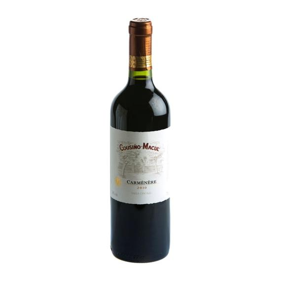 Carmenere Central Valley 2016